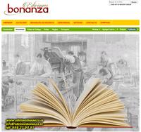 Inauguración del sitio web de Ediciones Bonanza