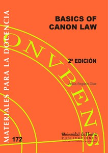 172 Basics of Canon Law - 2ª Edición